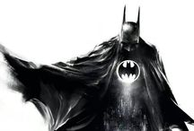 supers / super heros & super villains  / by caleb vh