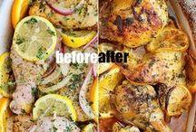 Favorite Recipes / by Allison Gonzalez