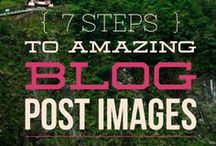 Build Your Blog / Posts to help write and build your blog.
