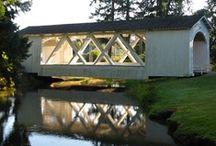 I Love Covered Bridges :) / by Jackie Miller