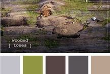 Color Theories / About color & combinations thereof.