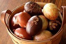 Easter & Eggs / Incredible, edible, decorable.