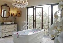 decorating ideas/just beautiful rooms / by Caroline Harris