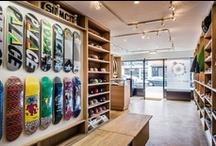 Skateboarding / Snowboarding / Surfing