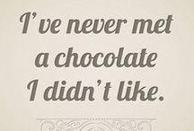 I Heart Chocolate  / by Caroline Harris