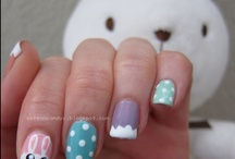 Nail Ideas for Sarah / by Karla Moore