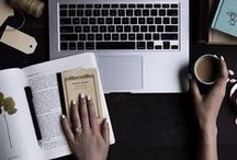 Blogging 101 / Resources for becoming a better blogger.