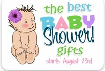 2012 - The Best Baby Shower Gifts! #babygifts / -------------- Visit ahensnest.com/best-baby-shower-gifts-2012 to learn more! Event runs 8/23 - 9/24 -------------- reviews, giveaways, guest posts and fun! / by Henrietta Newman