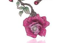 The Rose / The never ending beauty and symbolism of #The  #Rose. From nature through jewelry and more