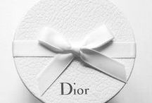 DIOR / by Bashert Jewelry