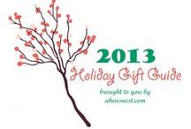2013 Holiday Gift Ideas / Hen's 2013 Holiday gift Guide -- Great Product reviews and Gift Ideas from my favorite bloggers -- all season long! Plus fun finds from the web. / by Henrietta Newman