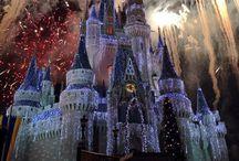 Disneyland<3 / by Kiah Bullock