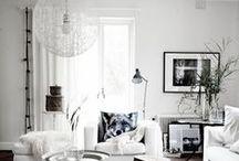 White Walls / by Saara Adams
