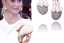 Jewels at the Red Carpet / Jewelry from around the world's most prestigious Red Carpet events
