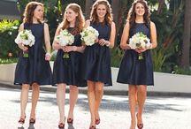 Bridesmaids, Flower Girls & Cute Ring Bearers / Dresses for your best girls