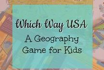 Homeschooling / A culmination of resources I collected while researching homeschool options.