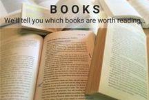 Books / Books worth reading!
