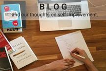 Blog / We'll share our toughts on self-improvement and productivity