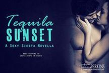 Tequila Sunset / Lt. Gabriel Daniels wants the girl that got away but he'll have to fight the man that nearly killed him before they can have a happily ever after. #militaryromance #exoticlocations #sexysiesta