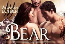 Bear Their Secret - Wylde Den #3 / Pinboard for all the inspiration for Lorne, Cherry and Kohl's, Bear Their Secret. #alaskandenmen #paranormalromance #werebearromance #eroticromance #wyldeden