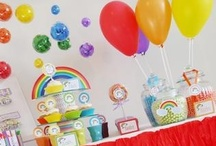 Birthday Parties / by CaliChey Weekes