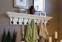 Bathroom remodel ideas / by Gloria Erickson