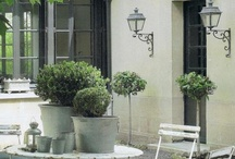 Courtyards with Charm