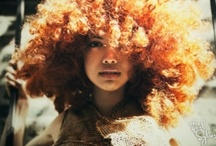 Stand on End / Who doesn't love a good natural hair moment? / by Kristina Alford