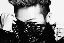 G-Dragon / My magnificent bastard. Period.