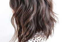 HAIR / Hair how-to's and tutorials. Hair cut ideas