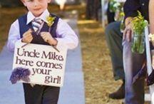 Wedding Ideas / by Michele Zambie