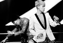 GTOP / G-Dragon + TOP - The sexiest pairing