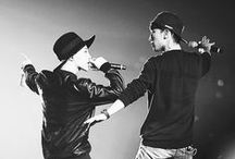 G-Ri / G-Dragon + Seungri - Also known by Nyongtory, Tom and Jerry
