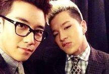 BaeRi / Taeyang + Seungri -  The love/hate brothers.