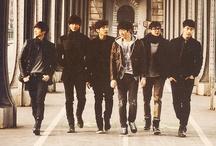 2PM / Taec Yeon, Jun.K, Jun Ho, Nichkhun, Woo Young and Chan Sung.