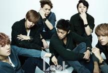 Beast / Yoon Doojoon, Hyunseung, Junhyung, Yoseob, Kikwang and Dongwoon.