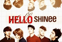 SHINee / I will be forever a noona for them.