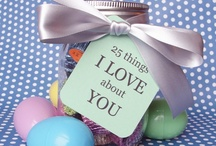 Gifts from the Heart / These gifts are perfect for yourself or a loved one! / by Janet Ong Zimmerman