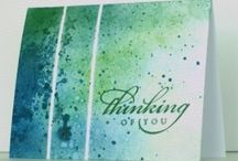 Card inspiration / by Nina