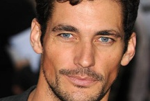 David Gandy -- Serious Eye Candy / I have a thing for tall, dark, handsome British men with thick curly dark hair and blue eyes... And professional male supermodel David Gandy is my #1 beautiful bloke who embodies ALL this and more!  Mr. Gandy needs to take some acting classes pronto... For he is my Professor Gabriel Emerson (of Gabriel's Inferno & Gabriel's Rapture) / by Suzanne Wolf