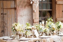 Sophisticated Rustic