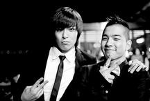 ToBae / TOP + Taeyang - Brotherly guys.