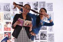 miniPRIX % Back to school 2013 studio / Teachers, girls, fashion and glam
