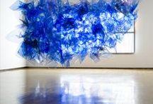 exhibition and display / by Nozomi Nagayama