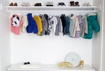 CLOSETS / Organization and ideas for closets