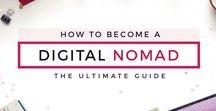 Vie de nomade digitale / Depuis septembre 2013, je suis devenue nomade digitale, afin de pouvoir vivre ma passion du voyage au quotidien, tout en travaillant. Mon bureau, c'est mon ordinateur. Ma maison, c'est mon sac à dos. Mon terrain de jeu, c'est le monde entier... Inspirations et conseils pour les nomades digitaux. Par Voyages et Vagabondages.