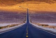 Road-trips / J'adore faire des road-trips autour du monde. Et vous? Inspirations et conseils pour réussir ses road-trips dans le monde entier. En route!