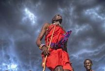Voyager en Afrique / L'Afrique est mon dernier continent à découvrir et l'un des plus méconnus des voyageurs. Et si on trouvait un peu d'inspiration pour un voyage sur le continent africain?