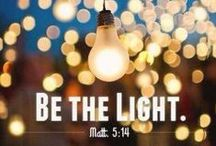 Shine Forth: Words to Live By / Inspirational quotes that characterize the mindset of MVNU's mission: to shine forth.