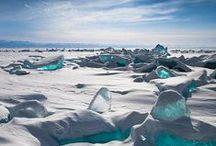 Glaciers / Tour du monde des glaciers par Voyages et Vagabondages